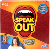 Hasbro Speak Out Game from Blain's Farm and Fleet