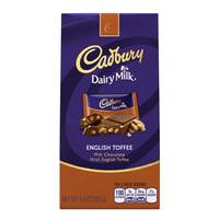 CADBURY DAIRY MILK English Toffee from Blain's Farm and Fleet