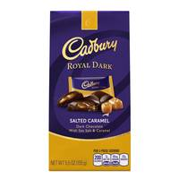 CADBURY ROYAL DARK Salted Caramel from Blain's Farm and Fleet