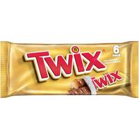 Twix Singles 6-Pack from Blain's Farm and Fleet