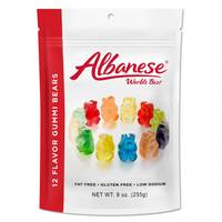 Albanese 12 Flavor Gummi Bears from Blain's Farm and Fleet