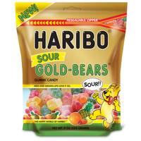 Haribo Sour Gold Bears Gummi Candies from Blain's Farm and Fleet