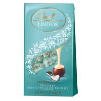 Lindt Lindor Coconut Milk Chocolate Truffles from Blain's Farm and Fleet