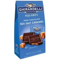Ghirardelli Dark & Sea Salt Caramel from Blain's Farm and Fleet