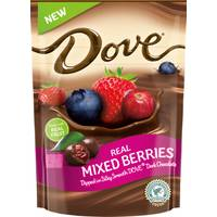 Dove Chocolate Real Mixed Berries Chocolates from Blain's Farm and Fleet