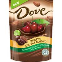 Dove Cherry & Sea Salt Almond Chocolates from Blain's Farm and Fleet