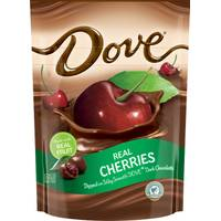 Dove Chocolate Dark Chocolate Cherries from Blain's Farm and Fleet