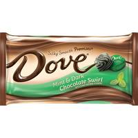 Dove Chocolate Mint & Dark Chocolate Swirl Chocolate from Blain's Farm and Fleet