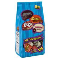 Hershey's All-Time Greats Snack-Size Assortment from Blain's Farm and Fleet