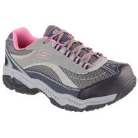 Skechers Women's Doyline Steel Toe Hiking Boot from Blain's Farm and Fleet