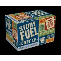 Study Fuel Medium Roast Coffee 12-Pack from Blain's Farm and Fleet