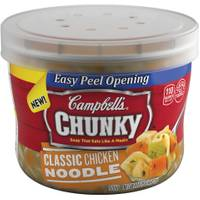 Campbell's Chunky Chicken Noodle Soup from Blain's Farm and Fleet