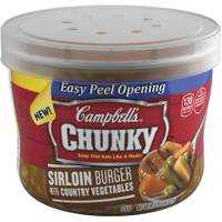 Campbell's Chunky Sirloin Burger Soup from Blain's Farm and Fleet