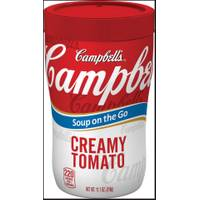 Campbell's Soup on the Go Creamy Tomato from Blain's Farm and Fleet