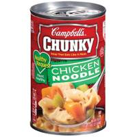 Campbell's Chunky Healthy Request Chicken Noodle Soup from Blain's Farm and Fleet