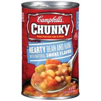 Campbell's Chunky Hearty Bean & Ham Soup from Blain's Farm and Fleet