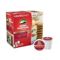 Green Mountain Coffee Cinnamon Sugar Cookie K-Cups from Blain's Farm and Fleet