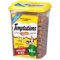 Temptations Classic Cat Treats from Blain's Farm and Fleet