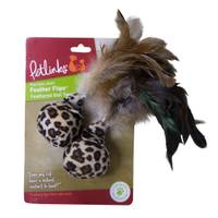 Petlinks Feather Flips Cat Toy from Blain's Farm and Fleet
