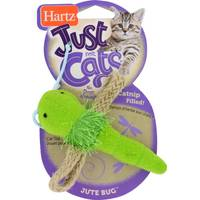 Hartz Just For Cats Jute Bug from Blain's Farm and Fleet