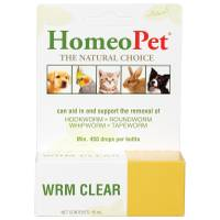 HomeoPet Worm Clear Drops from Blain's Farm and Fleet