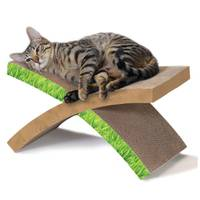 Petstages Invironment Easy Life Hammock Cat Scratcher from Blain's Farm and Fleet
