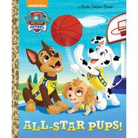 Little Golden Books All Star Pups Paw Patrol from Blain's Farm and Fleet