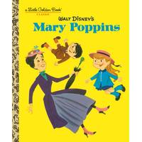 Little Golden Books Walt Disney's Mary Poppins from Blain's Farm and Fleet