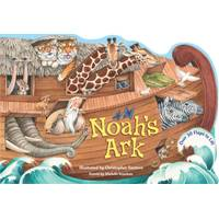 Random House Books Noah's Ark Lift-the-Flap Board Book from Blain's Farm and Fleet