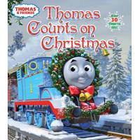 Random House Books Thomas Counts on Christmas Lift-the-Flap Board Book from Blain's Farm and Fleet