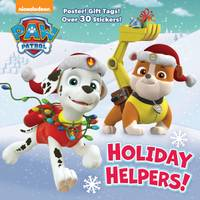 Random House Books PAW Patrol Holiday Helpers Picture Book from Blain's Farm and Fleet