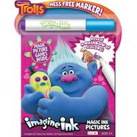 Trolls Imagine Ink Game Book from Blain's Farm and Fleet