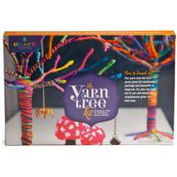 Craft-tastic Yarn Tree Kit from Blain's Farm and Fleet