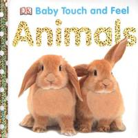 Penguin Random House Baby Touch and Feel Animals Book from Blain's Farm and Fleet