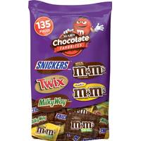 M&M's Mars Chocolate Variety Mix Candy Bars from Blain's Farm and Fleet