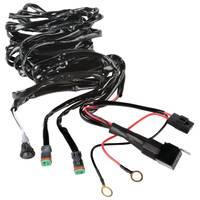 Alpena 2 x 15A Dual Output Wiring Harness from Blain's Farm and Fleet