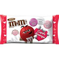 M&M's Cupid's Messages Mix from Blain's Farm and Fleet
