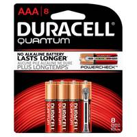Duracell Quantum AAA Batteries - 8 Pack from Blain's Farm and Fleet