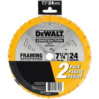 DEWALT Saw Blade - 2 Pack from Blain's Farm and Fleet