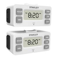 Stanley TimerMax Digislim Polarized 1-Outlet Digital Bar Timer from Blain's Farm and Fleet