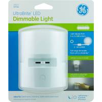GE LED Dimmable Night Light from Blain's Farm and Fleet
