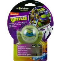 Jasco Nickelodeon Projectables Teenage Mutant Ninja Turtles LED Night Light from Blain's Farm and Fleet