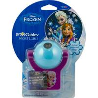 Projectables Disney Frozen Automatic LED Night Light from Blain's Farm and Fleet