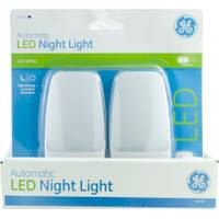 GE Automatic LED Night Light - 2 Pack from Blain's Farm and Fleet