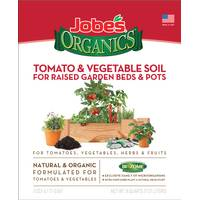 Jobe's 8qt Organics Tomato and Veg Soil from Blain's Farm and Fleet