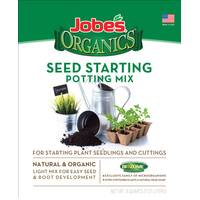 Jobe's 8qt Organics Seed Starting Soil from Blain's Farm and Fleet