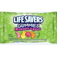 Lifesavers 9 oz Gummies Bunnies and Eggs from Blain's Farm and Fleet