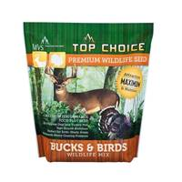 Mountain View Seeds Bucks & Birds Wildlife Mix from Blain's Farm and Fleet