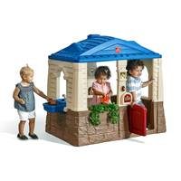 Step 2 Neat & Tidy Cottage Playhouse from Blain's Farm and Fleet