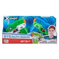 Zuru X-Shot Double Small Stealth Soaker from Blain's Farm and Fleet